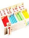 Montessori – pedagogiska leksaker Matteleksaker Utbildningsleksak Leksaker Miljövänlig Utbilding Trä Klassisk Bitar Barn Present