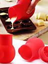 dekorera Verktyg För Tårtor För Godis för choklad Silikon Miljövänlig Hög kvalitet