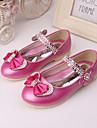 Fete Pantofi Flați Confortabili Piele Primăvară Vară Toamnă Nuntă Rochie Party & Seară Confortabili Piersică Roz Albastru