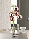 Modern/Contemporan Kuglasta Stil Minimalist Lumini pandantiv Lumini Ambientale Pentru Sufragerie Dormitor 110-120V 220-240V Becul nu este