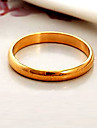 Pentru femei Inele Cuplu Inel de declarație Band Ring Modă Placat Auriu Costum de bijuterii Nuntă Petrecere Zilnic Casual Sport