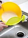 kök ris bön tvätt tvättningsslang kreativ verktyg praktisk plast sikt