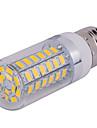 YWXLIGHT® 1500 lm E14 G9 E26/E27 Becuri LED Corn T 60 led-uri SMD 5730 Alb Cald Alb Rece AC 110V AC 220V