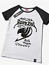 Inspirat de Basme Cosplay Anime Costume Cosplay Cosplay T-shirt Imprimeu Manșon scurt Tricou Pentru Bărbați Pentru femei