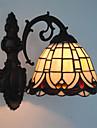 Tiffany Vägglampor Till Metall vägg~~POS=TRUNC 110-120V 220-240V Max 60WW
