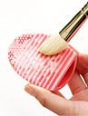 1 Andra borstar Silikon Professionell Miljövänlig Begränsar bakterier syntetisk Hypoallergenisk Resor Bärbar Harts Läpp Ansikte Öga Annat