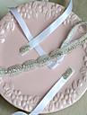 Femei Satin Diadema-Nuntă Ocazie specială Cordeluțe 1 Bucată