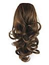 Cordon Queue-de-cheval Elastique Cheveux Synthetiques Piece de cheveux Extension des cheveux Boucle