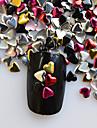 1000 Verktyg och tillbehör Hjärta Nail Smycken Paljetter Dekorativa tillbehör Elegant & Lyxig Glitter och glans Hjärtan Lyx Moderiktig