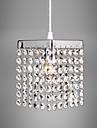 CXYlight Mini Lumini pandantiv Lumini Ambientale - Cristal, Stil Minimalist, LED, 110-120V / 220-240V Becul nu este inclus / 5-10㎡