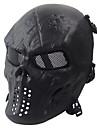 negru ventilatoare tactice de protecție armată masca craniu masca trăi câmp cs esențial