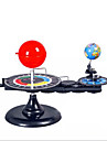 Ensemble de trois globes Planetarium etudiant Jouet Educatif Jouet Sphere Machine Niveau professionnel Plastique Cadeau 1pcs