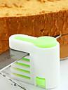 Instrumente de coacere Plastic Instrumentul de coacere Tort Cake & Cookie Cutter 1 buc