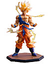 Anime Actionfigurer Inspirerad av Dragon Ball Cosplay pvc 17 CM Modell Leksaker Dockleksak