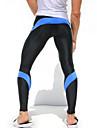 Herr Gymleggings Tights för jogging Snabb tork Hög andningsförmåga  (>15,001g) Andningsfunktion Lättviktsmaterial Kompression Cykling