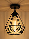 CXYlight Flush Mount Ambient Light - Mini Style, Rustic / Lodge Vintage Lantern Country Traditional / Classic Retro, 110-120V 220-240V