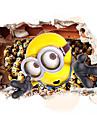 #D Perete Postituri Autocolante perete plane 3D Acțibilduri de Perete Autocolante de Perete Decorative, PVC Pagina de decorare de perete