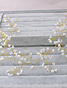 Imitație de Perle Banderolele 1 Nuntă / Ocazie specială / În aer liber Diadema
