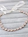 Imitație de Perle Banderolele 1 Nuntă / Ocazie specială / Casual Diadema