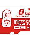 Kawau 8GB Micro SD-kort TF-kort minneskort UHS-I U1 class10