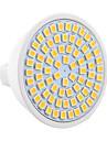 YWXLIGHT® 7W 600-700 lm GU5.3(MR16) Spoturi LED MR16 72 led-uri SMD 2835 Decorativ Alb Cald Alb Rece 9-30