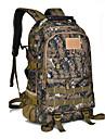 50L Andra ryggsäck Ryggsäck Camping Multifunktionell Khaki grön ACU Färg digital Jungel Tre Sand Färg kamouflage Grön