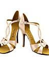 personalizate curea arc satin Latină / sala de bal pantofi de dans cu catarama (mai multe culori)
