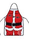 Crăciun decorare Moș Crăciun capricios șorț cadou noutate pentru bucatarie sort Santa saci Navidad natale