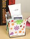 skrivbordet förvarings speckle gullig tecknad matbord pennhållare (slumpmässiga färger)