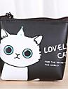 model pisica desen animat PU piele schimbare pungă