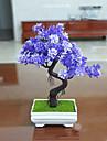 Konstgjorda blommor 1 Gren Minimalistisk Stil Plantor Bordsblomma