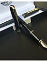 Stilou Stilou Stilouri Stilou,Metalic Butoi Negru Culori de cerneală For Rechizite școlare Papetărie Pachet de