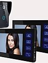- 120 CMOS Sistemul doorbell Cu fir Sonerie video multifamilială