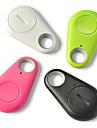 Chat Animaux de Compagnie Chien GPS Colliers Mini GPS Bluetooth Couleur Pleine Plastique Vert Bleu Rose