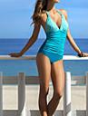 Femei Bikini Femei Cu Susținere Polyester