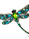 Dame Broșe costum de bijuterii Cristal Bijuterii Pentru Nuntă Petrecere Zilnic Casual