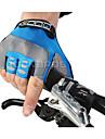 ROCKBROS Gants sport Gants de velo, Gants de Cyclisme Etanche Sechage rapide Resistant aux ultraviolets Permeabilite a l\'humidite