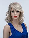 Perruques capless a cheveux humains Cheveux Naturel humain Ondule / Classique A Ombre Perruque Quotidien