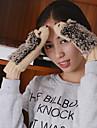 femei Ariciul degetele de tricotaje lungime încheietura mâinii mănuși de iarnă drăguț