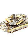 PIECECOOL Puzzle 3D Puzzle Puzzle Metal 1pcs Rezervor Reparații Novelty Modă Punk Creative Clasic & Fără Vârstă Calitate superioară O