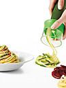 1buc portabile răzătoare rupe în bucăți legume dispozitiv spirală mecanism de tăiere sârmă în bucătărie
