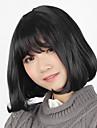 Lolita-peruker Klassisk/Traditionell Lolita Svart Lolita Lolita-peruker 35 CM Cosplay-peruker Peruk Till