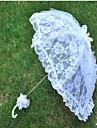 Drăguț dantela nunta umbrelă grădină tema accesorii de nunta