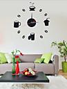 Modern/Contemporan Birou / Afacere Familie Școală/Absolvire Prieteni Ceas de perete,Noutate Acrilic 50*50 Interior Ceas