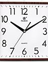 Altele Altele Ceas de perete,Pătrat Plastic Altele 25.4*25.4*4.3 Interior Ceas