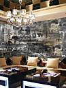 μεγάλο ταπετσαρία τοίχο μαύρο vintage παλιό cafe bar tv φόντο wallcoving 448 × 280cm