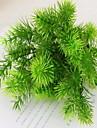 1pc ramuri plante de plastic tabletop flori flori artificiale plante