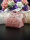 50pcs caseta de bomboane caseta de nunta favorizează caseta de partid favorizează cadou caseta de decorare partid