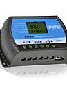 y-solar 40a lcd încărcare solară controler PWM regulator de baterie 12 / 24v Dual USB-CTD 40a