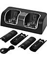 WII Audio și Video Baterii și Încărcătoare pentru Nintendo Wii Reîncărcabil Cu fir #